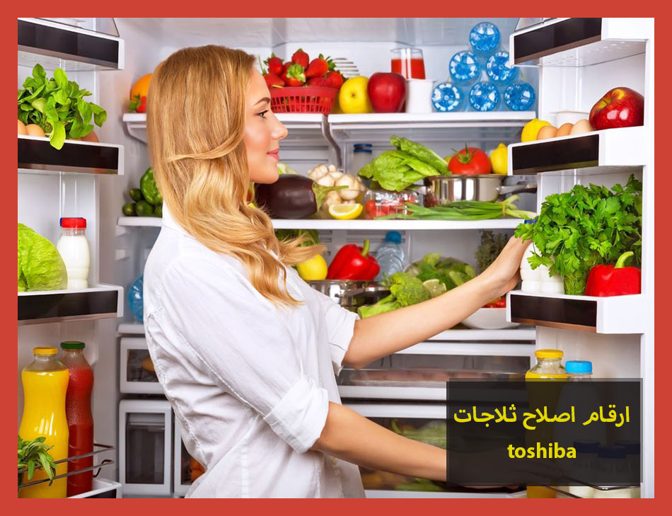ارقام اصلاح ثلاجات toshiba | Toshiba Maintenance Center